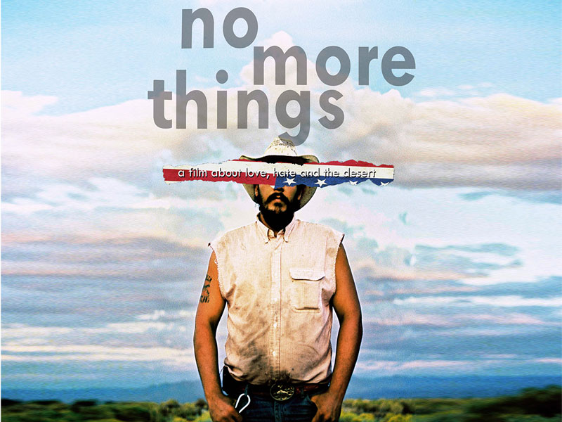 """No More Things"" Public Screening"