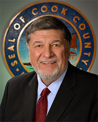 Commissioner Larry Suffredin