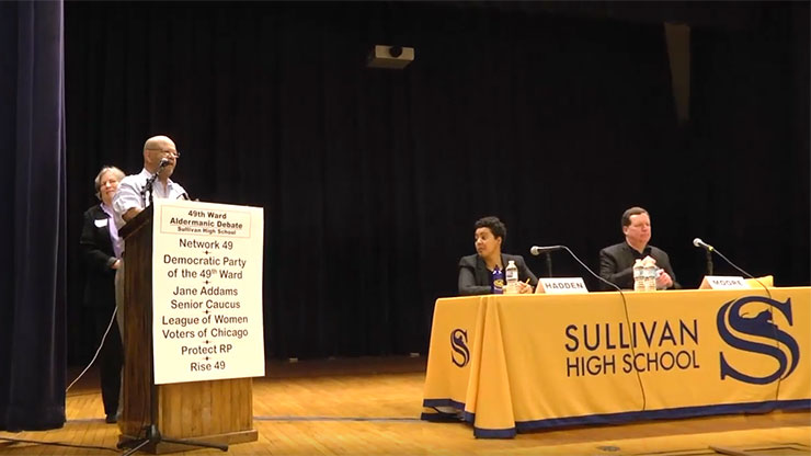 49th Ward Aldermanic Debate