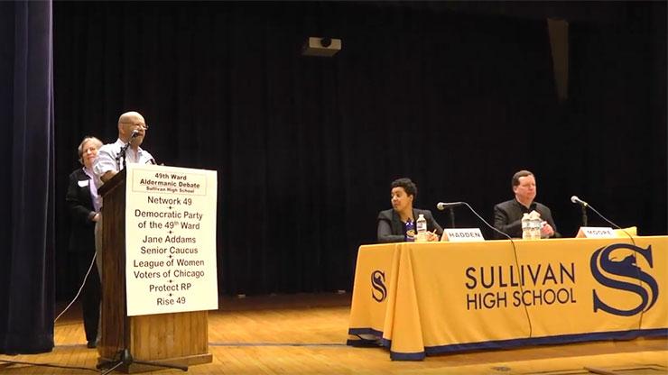 49th Ward Aldermanic Debate