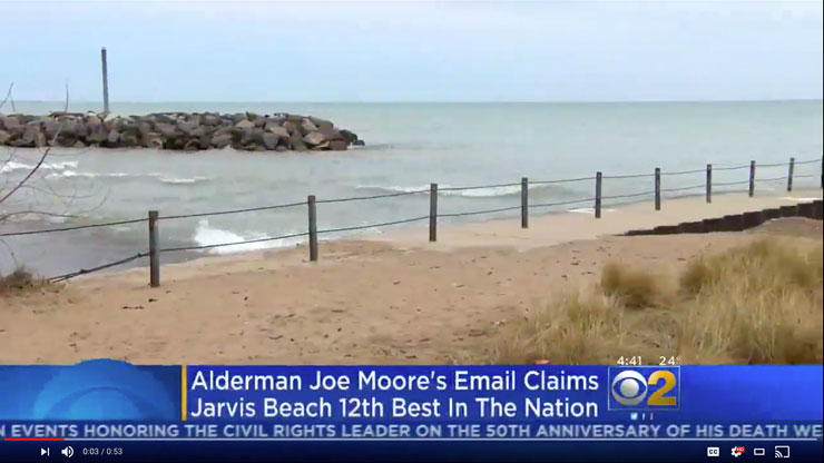 The Morning After: CBS 2 Chicago Gets the Joke